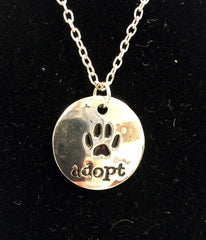 """Adopt"" Necklace"