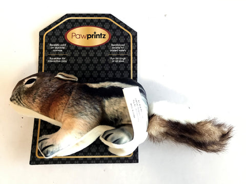 Paw Printz Squirrel Toy