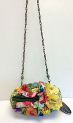 "Mary Frances Bag - ""Lily Bouquet"""