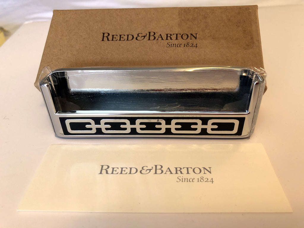 Reed & Barton Business Card Holder