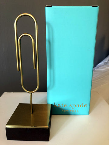 Kate Spade Paper Weight