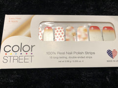Color Street 100% Real Nail Polish Strips
