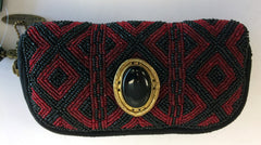 "Mary Frances Wristlet - ""Strength Within"""