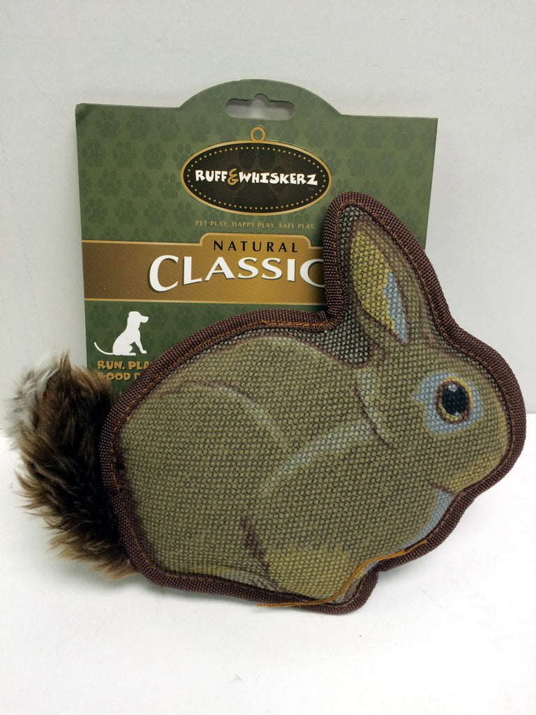 Durable Rabbit Dog Toy