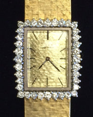 Vintage Audemars Piguet 18k Gold Watch