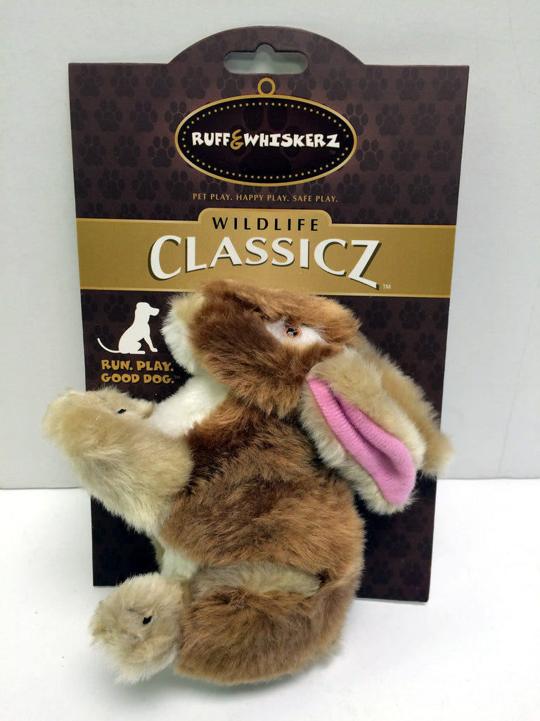 Small Rabbit Squeaker Dog Toy