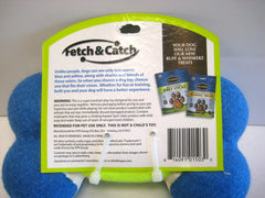 Fetch & Catch Bone Toy