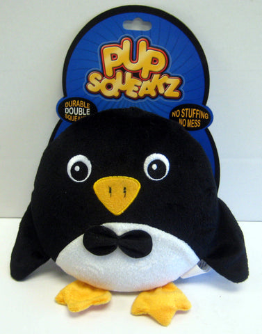 """Pup Squeakz"" Penguin Dog Toy"