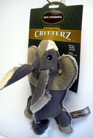 Critterz Rabbit Dog Toy