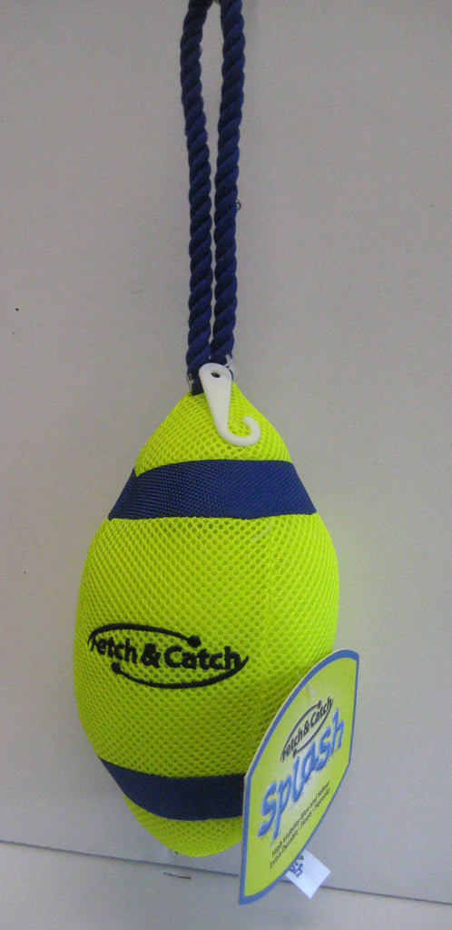 Fetch & Catch Football Toy