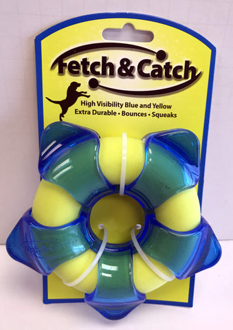 Fetch & Catch Dog Toy