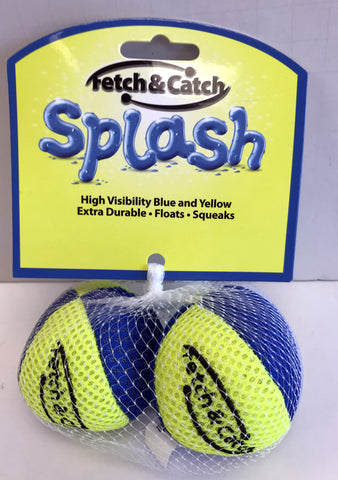 "Fetch & Catch ""Splash"" Dog Toy"