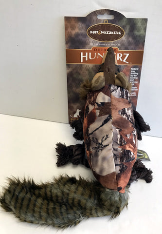 """Hunterz"" Raccoon Dog Toy"