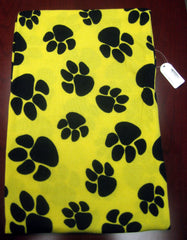 Paw Print Eternity Scarf (Choice of 4 Colors)