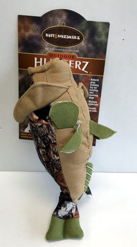 """Hunterz"" Fish Dog Toy"