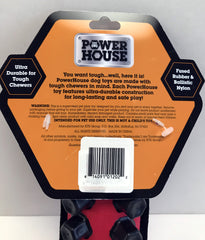 """Power House"" Durable Dog Toy"