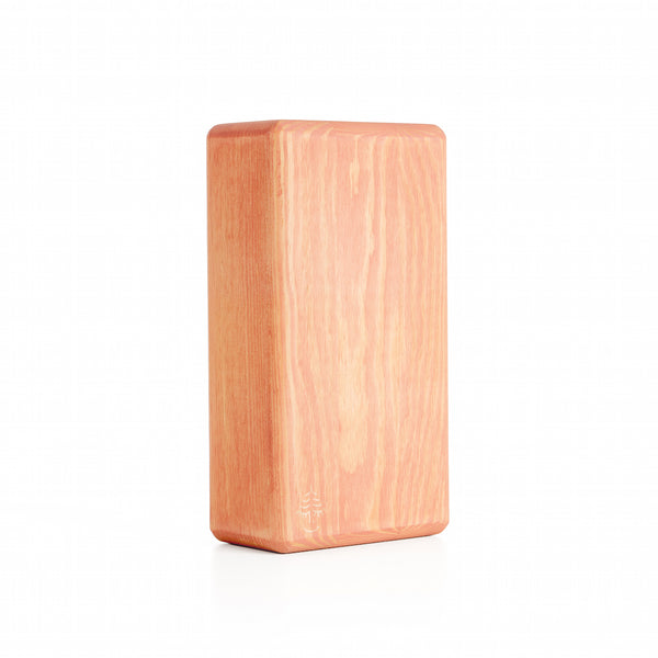 ALLY YOGA BLOCK MARRAKECH ROSE