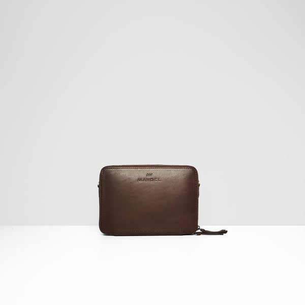 Phone Purse Classic Brown