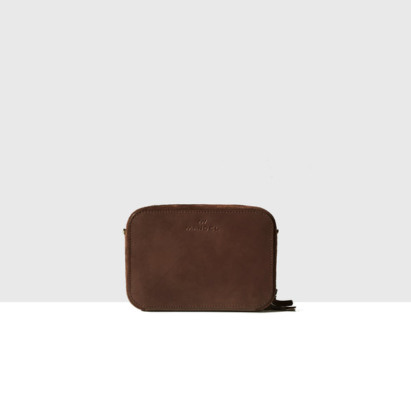 Mandel Bag Classic Brown