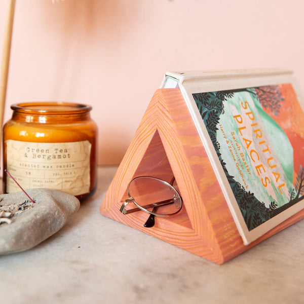 TEPEE BOOK STAND MARRAKECH ROSE