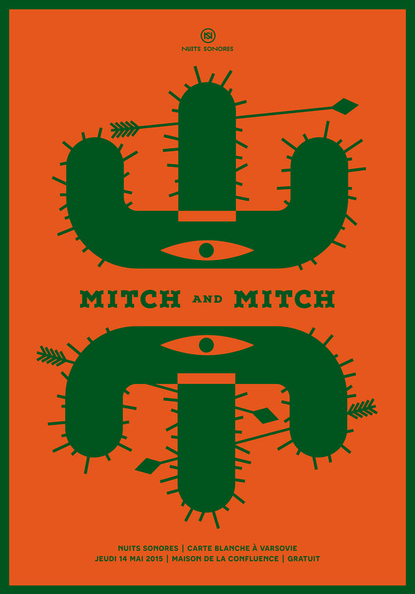 Plakat Mitch and Mitch