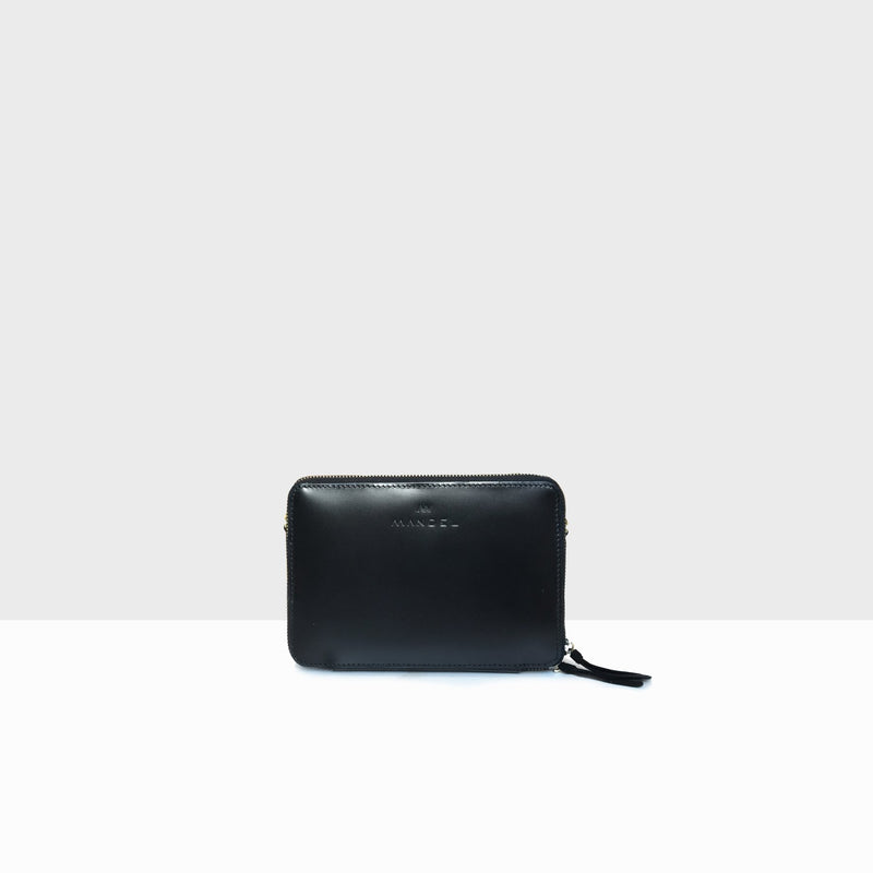 Phone Purse Glossy Black