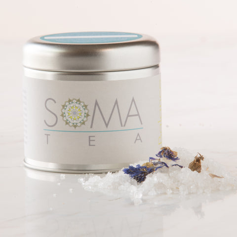 5th Chakra Bath Tea Soak: Throat/Vishuddha