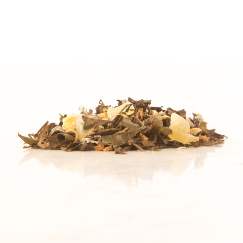 Pineapple Tea, Sage Tea, Orange Blossom Tea, white tea