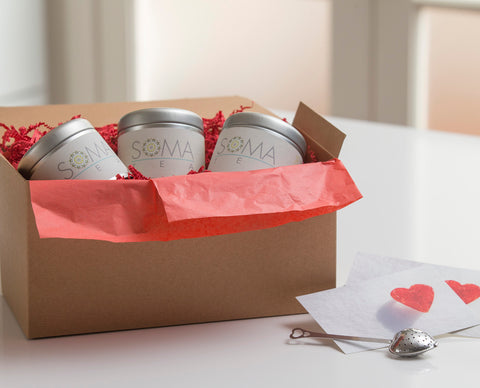 Valentine's Day Gift Box Trio