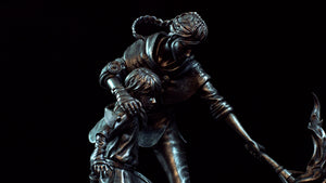 A PLAGUE TALE Collector Statue Silver Edition