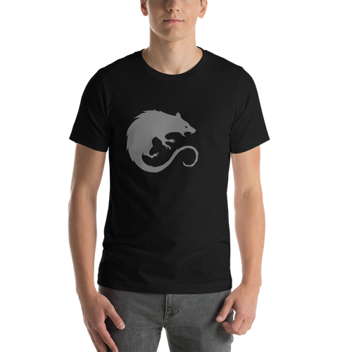 A Plague Tale - Rat T-Shirt - Unisex