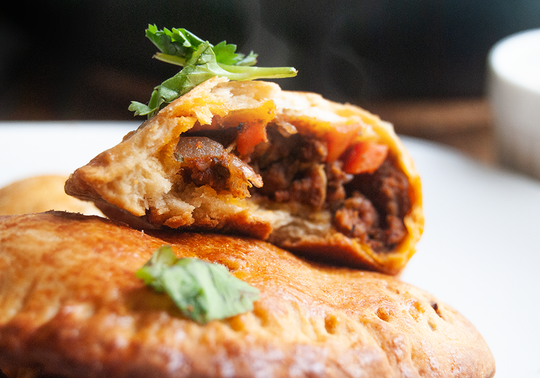 Easy At-Home Empanadas