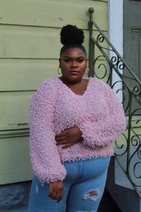 Dolly Fuzz Sweater