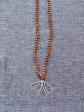 Load image into Gallery viewer, matte sibucao buddhist knot mala
