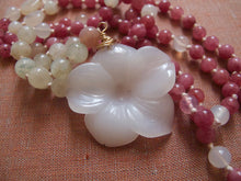 Load image into Gallery viewer, open acceptance muscovite mala beads