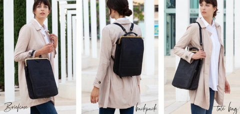 purse that turns into a backpack
