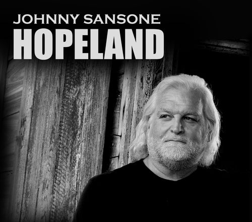 New Orleans Music - Johnny Sansone - HOPELAND CD