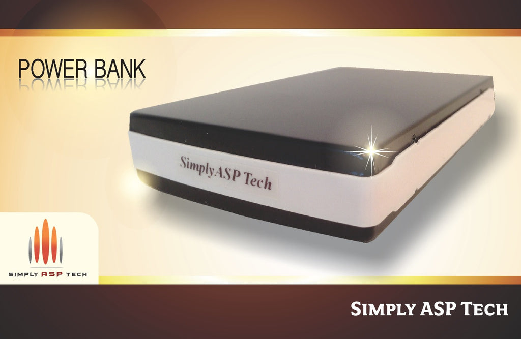 The User Friendly SimplyASP Tech Atom External Battery