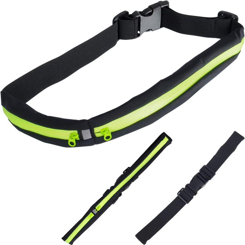 UNIVERSAL CARRYING BELT FOR SMARTPHONE - GREEN