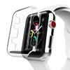 FOR IWATCH SERIES 3 38MM CRYSTAL CASE - CLEAR