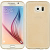 SAMSUNG GALAXY S6 THIN SHINY CRYSTAL SKIN CASE CHAMPAGNE GOLD