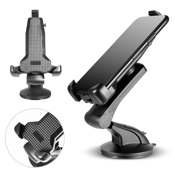#53 UNIVERSAL WINDHSIELD CAR HOLDER FOR GPS / MOBILE PHONE