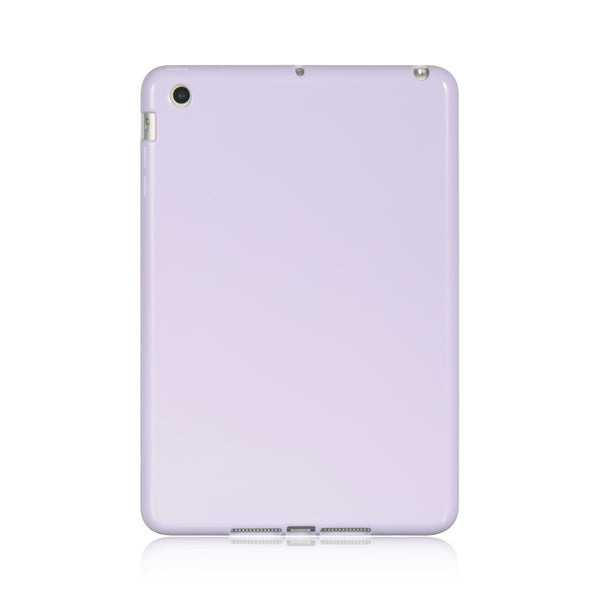 FOR IPAD MINI1, MINI2, MINI3 CRYSTAL SKIN CASE LAVENDER TIN