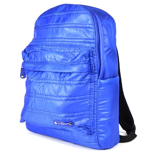 Grace Phonics Life N Soul Nylon Padded Backpack - Fits up to 14