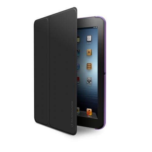 Marware MicroShell Folio for iPad mini - Purple