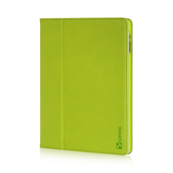 THE NEW IPAD® / 3 / 2 PLATINUM COLLECTION ELITE SERIES POLYCOUTURE POUCH GREEN
