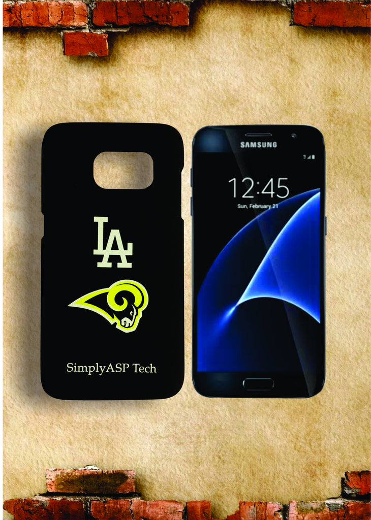 SimplyASP Tech Samsung Galaxy S7 LA Rams Case - SimplyASP Tech