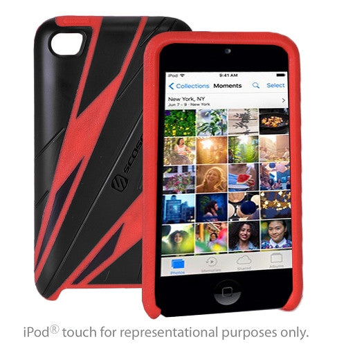 SimplyASP Tech sportKASE Cover for iPod touch 4th Gen