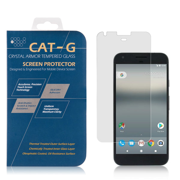 GOOGLE PIXEL TEMPERED GLASS SCREEN PROTECTOR 0.33MM ARCING