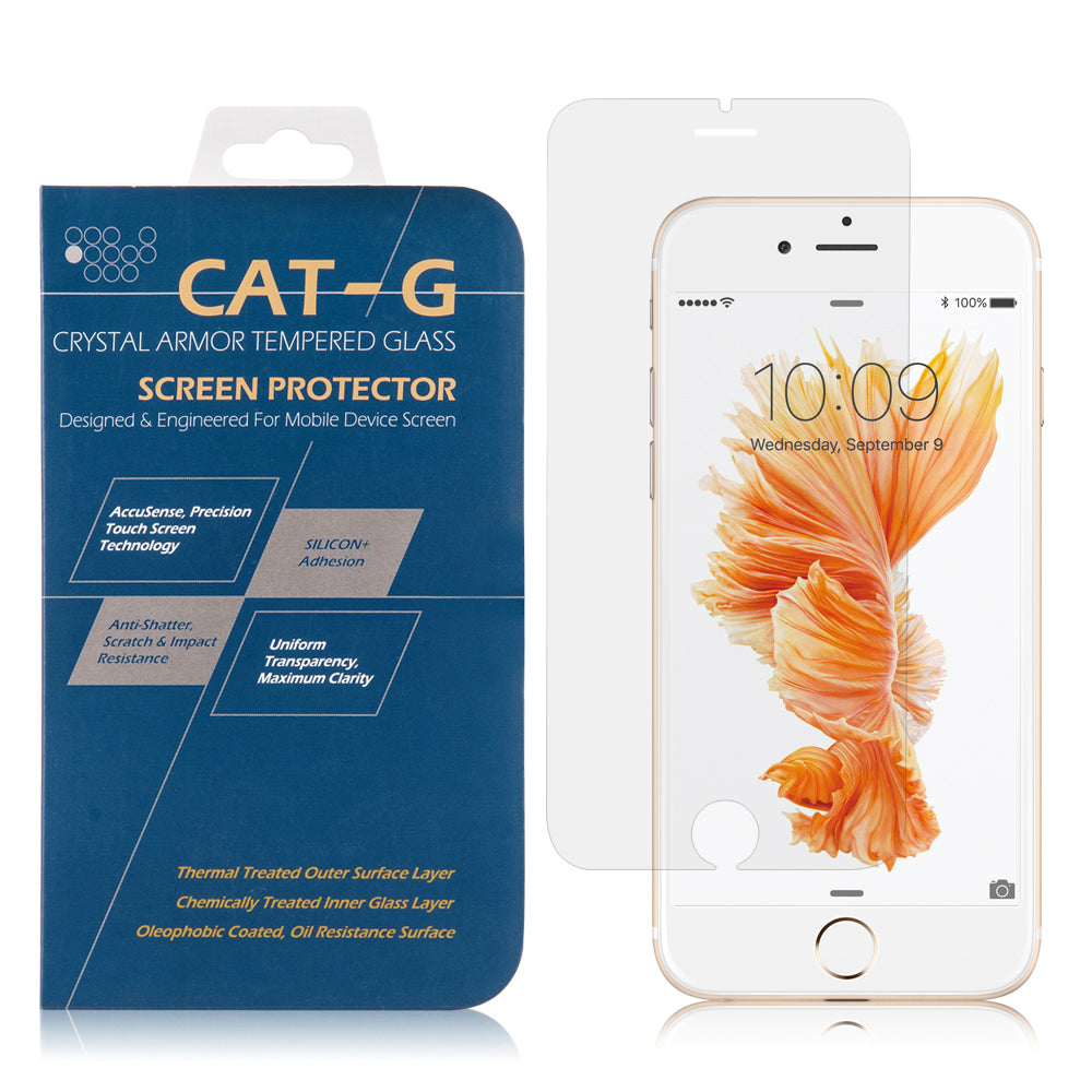 TEMPERED GLASS FOR IPHONE 6/7/8 PLUS